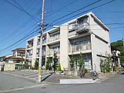 福知山荘園[3-3号室]の外観