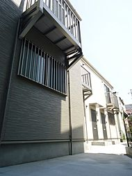 [テラスハウス] 神奈川県横浜市中区矢口台 の賃貸【/】の外観