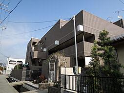 兵庫県姫路市辻井5丁目の賃貸マンションの外観