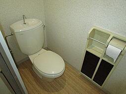 田辺ハイツのトイレ