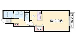 御着駅 4.6万円