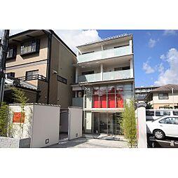 京都府京都市上京区築山南半町の賃貸マンションの外観