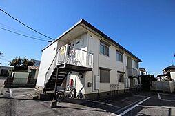 長野ハイツA 102[1階]の外観