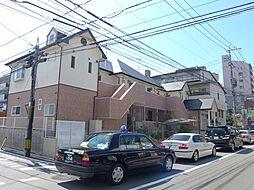 福岡県福岡市南区平和2丁目の賃貸アパートの外観