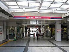 井の頭線永福町駅    駅がきれいに整備されました