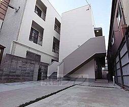 京都府京都市伏見区加賀屋町の賃貸アパートの外観