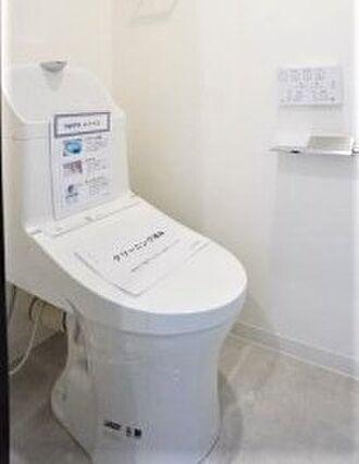 ・トイレ新品交...