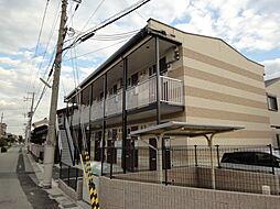 兵庫県加古郡播磨町宮西2丁目の賃貸アパートの外観
