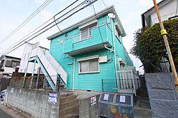 千葉県柏市つくしが丘4の賃貸アパートの外観