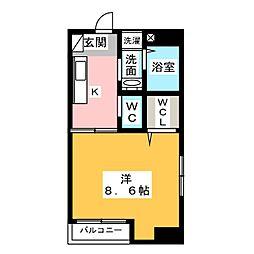 maison spade[10階]の間取り