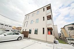 JR横浜線 鴨居駅 徒歩17分の賃貸マンション