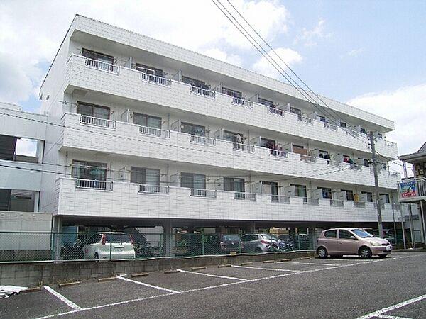 昭栄マンション[306号室]の外観