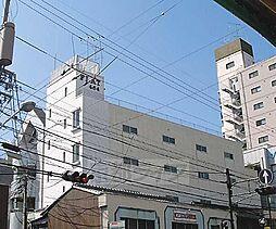京都府京都市上京区稲葉町の賃貸マンションの外観