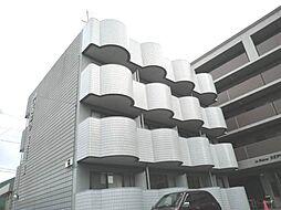 岡山県岡山市中区浜の賃貸マンションの外観