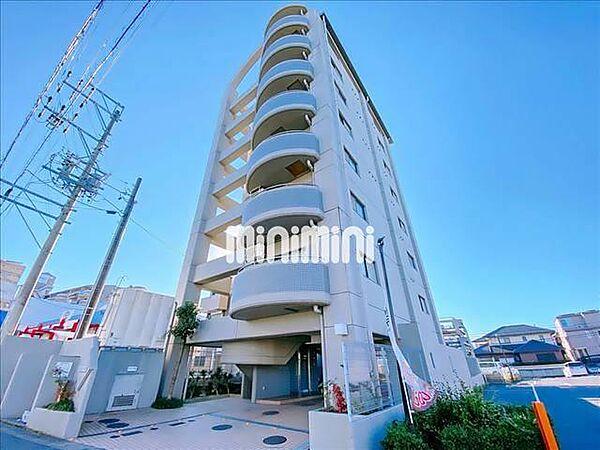 シェリール砂子 6階の賃貸【愛知県 / 長久手市】