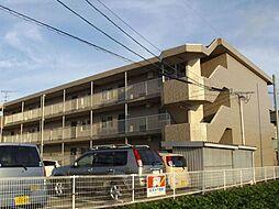 徳部マンション[3階]の外観