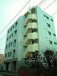 北海道札幌市東区北二十三条東19丁目の賃貸マンションの外観