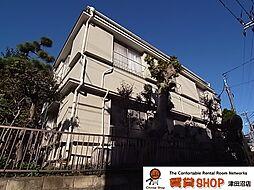 柚原荘[5号室]の外観