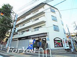 兵庫県神戸市灘区曽和町2丁目の賃貸マンションの外観