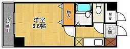 フェンテ武庫之荘[5階]の間取り
