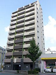 京都府京都市下京区小泉町の賃貸マンションの外観