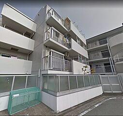 神奈川県横浜市南区三春台の賃貸マンションの外観