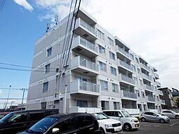 シャテロ菊水元町[202号室]の外観