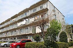 戸山ハウス[2階]の外観