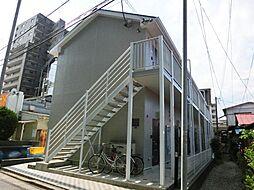 埼玉県戸田市上戸田2丁目の賃貸アパートの外観