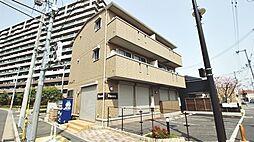 大阪府堺市西区鳳南町3丁の賃貸アパートの外観