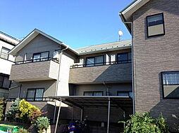 東京都杉並区荻窪1丁目の賃貸アパートの外観