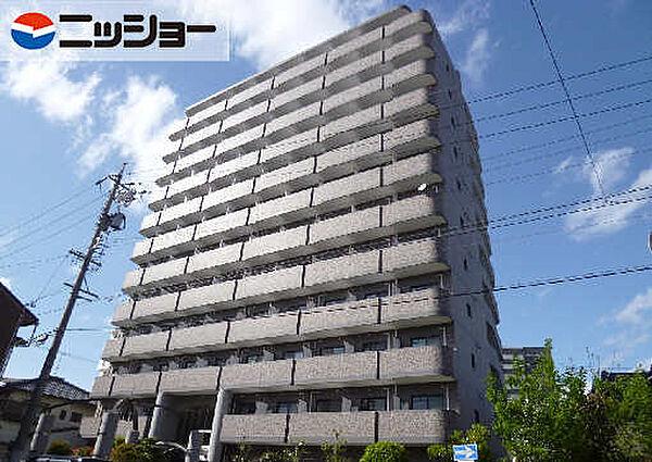 朝日プラザ名古屋ターミナルスクエア[12階]の外観