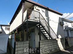 カサデサガミ[2階]の外観
