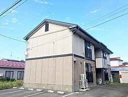 セジュール扇田[202号室]の外観