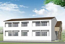 新築Padyei〜パディーII〜[1階]の外観