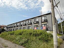兵庫県神戸市西区天が岡の賃貸アパートの外観