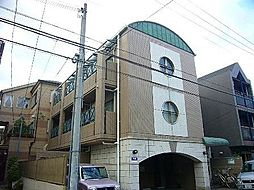 シャルマンフジ西宮弐番館[2階]の外観