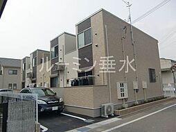 [テラスハウス] 兵庫県小野市大島町 の賃貸【/】の外観