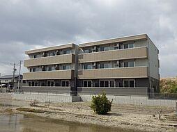 中川原アパート[101号室]の外観