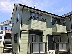 神奈川県茅ヶ崎市東海岸北1丁目の賃貸アパートの外観