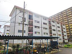 南港厚生年金住宅[5階]の外観