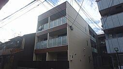 ミューズ・ショコラ[203号室号室]の外観