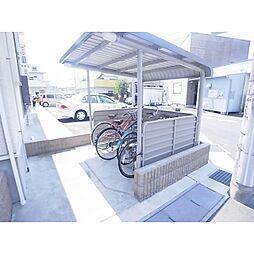 静岡県静岡市清水区春日の賃貸アパートの外観