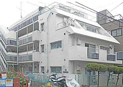 東京都豊島区池袋3丁目の賃貸マンションの外観