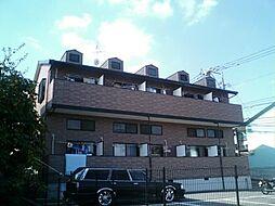 福岡県福岡市城南区西片江2丁目の賃貸アパートの外観