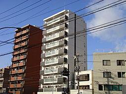 フローライト徳川[3階]の外観