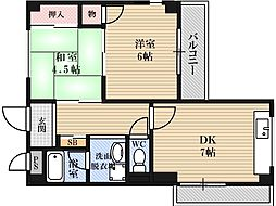 西中島南方駅 6.3万円