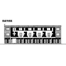 仮)モデッサIII栄町[1階]の外観