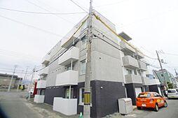 北海道札幌市西区発寒四条7丁目の賃貸マンションの外観