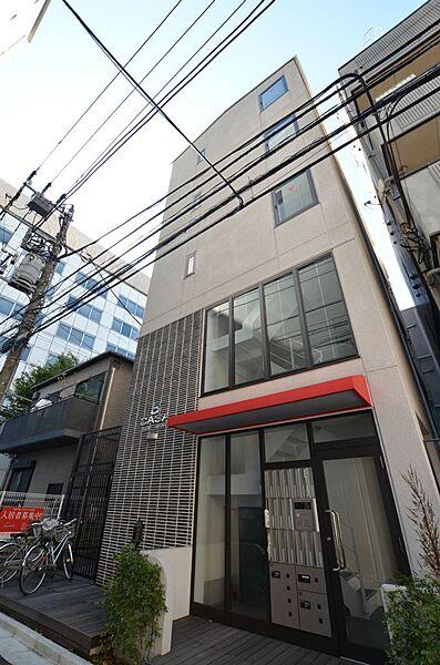 東京都大田区大森本町1丁目の賃貸マンション